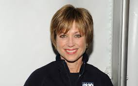 updated dorothy hamill hairstyle parade rewind with dorothy hamill her first moments on ice and