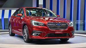 With The 2018 Subaru Legacy It U0027s What U0027s Inside That Counts