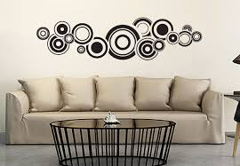 circle wall black and decor search 0