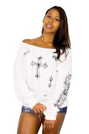 justin bieber tattoo sweater on the hunt