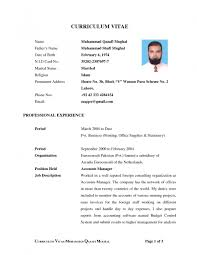 form of resume for 28 images sle of resume format sle resumes