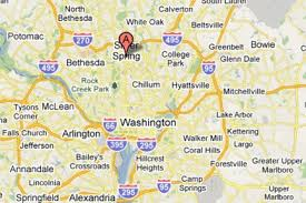 springs washington map discovery channel headquarters is seige after gunman enters