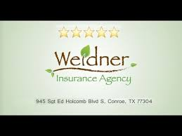weidner insurance reviews best commercial insurance conroe tx 936