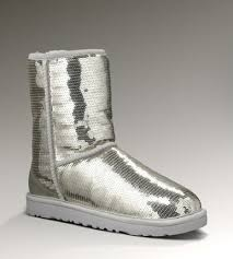ugg boots australia discount ugg australia silver sparkle special discount offer skinnys