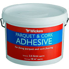 wickes parquet cork flooring adhesive 2 5l wickes co uk