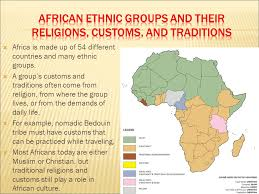ethnic groups and their religions customs and traditions