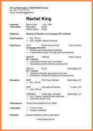 Resumes For First Job by 28 To Make A Resume Creating A Resume Free Job Resume