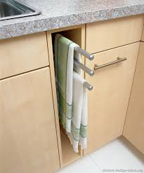 kitchen towel bars ideas kitchen towel racks home design ideas and pictures