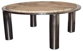 Relooker Une Table Table Basse Ronde Knoll U2013 Ezooq Com