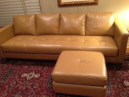 Best Deals On Leather Sofas Incredible Craigslist Leather Sofa Craigslist Win How We Scored A