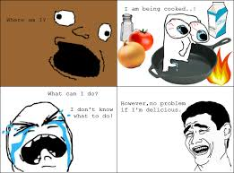 Meme Face Comics - rage comics know your meme