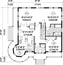 turret house plans plan 80449pm revival with turret