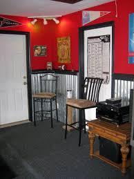 paint schemes for rec rooms basement wall color orange lsars