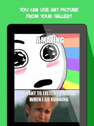 Make Your Own Meme App - make your own meme funny memes on the app store