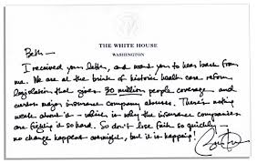 barack obama autograph letter signed as president worth 10 000