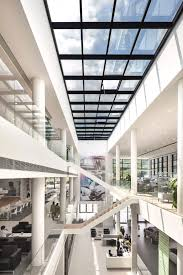 inside bmw headquarters crossboundaries office archdaily