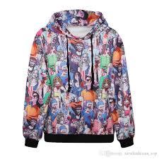 galaxy sweater horror sweater space galaxy sweatshirt harajuku