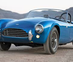carroll shelby u0027s first cobra to be offered at rm sotheby u0027s auction