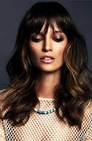 hi light fringe hairstyles how to best medium length hairstyles with highlights