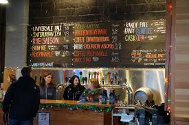 Seattle Brewery Map by A Beer Lover U0027s Guide To Seattle The Best Breweries Taprooms And