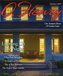 spirit halloween winston salem o henry october 2015 by o henry magazine issuu