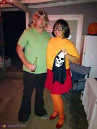 velma costume and velma couples costume