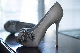 gray wedding shoes shoes on onewed