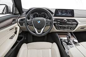 bmw 5 series dashboard bmw 5 series 2018 motor trend car of the year contender motor trend
