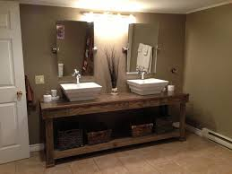 Wood Bathroom Vanity by Foot Bathroom Vanity Made From Ash Wood Bathroom Vanity 8 Foot