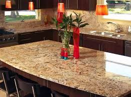 Pictures Of Kitchen Backsplashes With Granite Countertops Solarius Granite Kitchen Backsplash With Granite Countertops