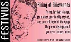Happy Festivus Meme - seinfeld frank costanza the origins of festivus giddy up