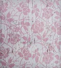 sweet sea roses design patterned paint roller home decor