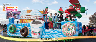 2014 6abc dunkin donuts thanksgiving day parade 6abc