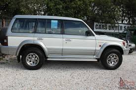 pajero gls lwb 4x4 1997 4d wagon manual 2 8l diesel turbo in qld