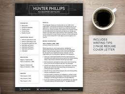 Tips On How To Write A Resume 33 Best Resume Templates Images On Pinterest Resume Cover