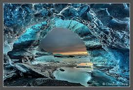 The Crystal Cave Iceland Lichtjahre Lightyears Nature Photography Where Geoscience