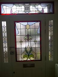 glass panels for front doors edwardian stained glass front doors google search lead light