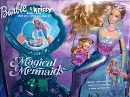 magical mermaids barbie krissy dolls 26837