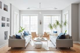 living with less this modern bohemian living room by home polish gets recreated for