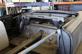 1961 ford sunliner sheetmetal prep and amazing paint rod