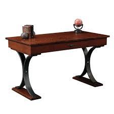 wood and metal writing desk metal writing desk dickens writing desk metal base writers series