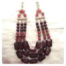 purple stone necklace images Nyc purple stone necklace poshmark jpg