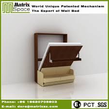Hidden Desk Bed by European Standard Quality Murphy Hidden Wall Bed With Desk Buy