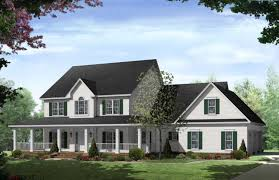 4 bedroom farmhouse plans farmhouse plan 3 000 square 4 bedrooms 3 5 bathrooms 348