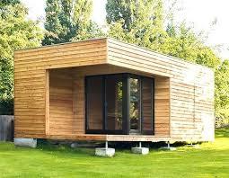 design gartenhaus gartenhaus kubus gartenhaus modern garten gardomo