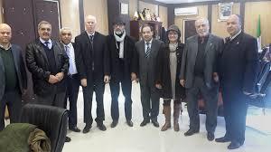 signature d une convention entre ulab2 et la chambre nationale des