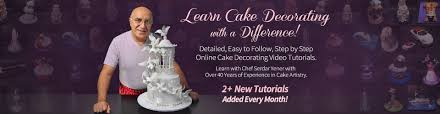Learn To Decorate Cakes At Home Learn Cake Decorating Online At Yeners Way Cake Art Tutorials