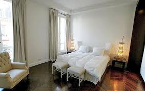 location chambre a hôtel particulier de prestige arc de triomphe 16