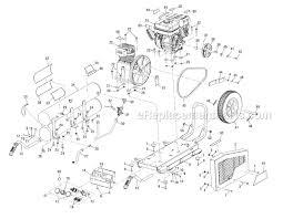 gas air compressor parts 732