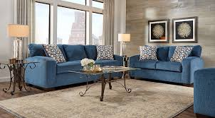 Living Room Blue Sofa Living Room Sets Living Room Suites Furniture Collections